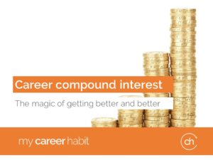 Career compound interest magic