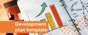 development plan simple template